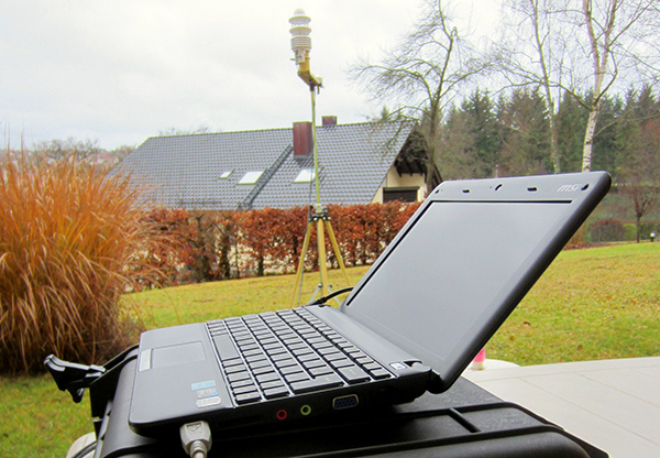 Mobile Wetterstationen